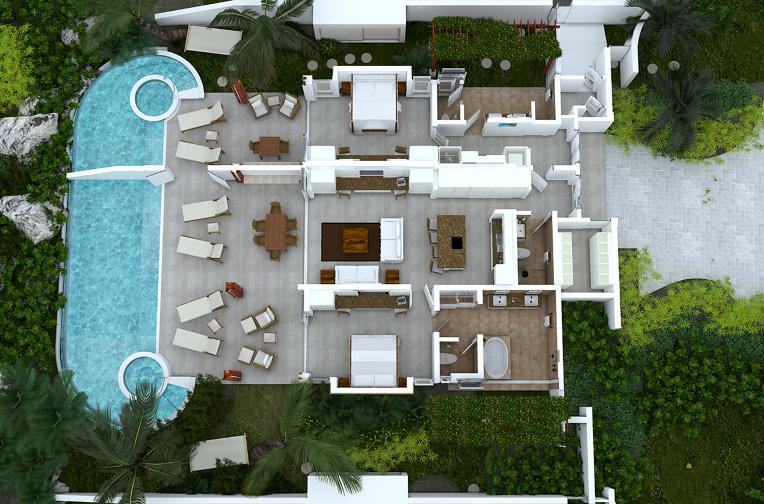 The crane barbados beach houses for 2 bedroom beach house plans