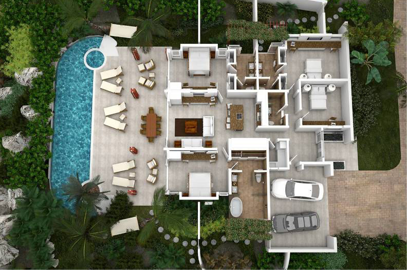 The crane barbados beach houses for 4 bedroom beach house plans