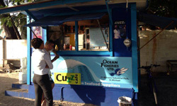 Cuz's Fish Shack Barbados