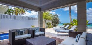 Radwood Beach Villa 1    Vacation Rental