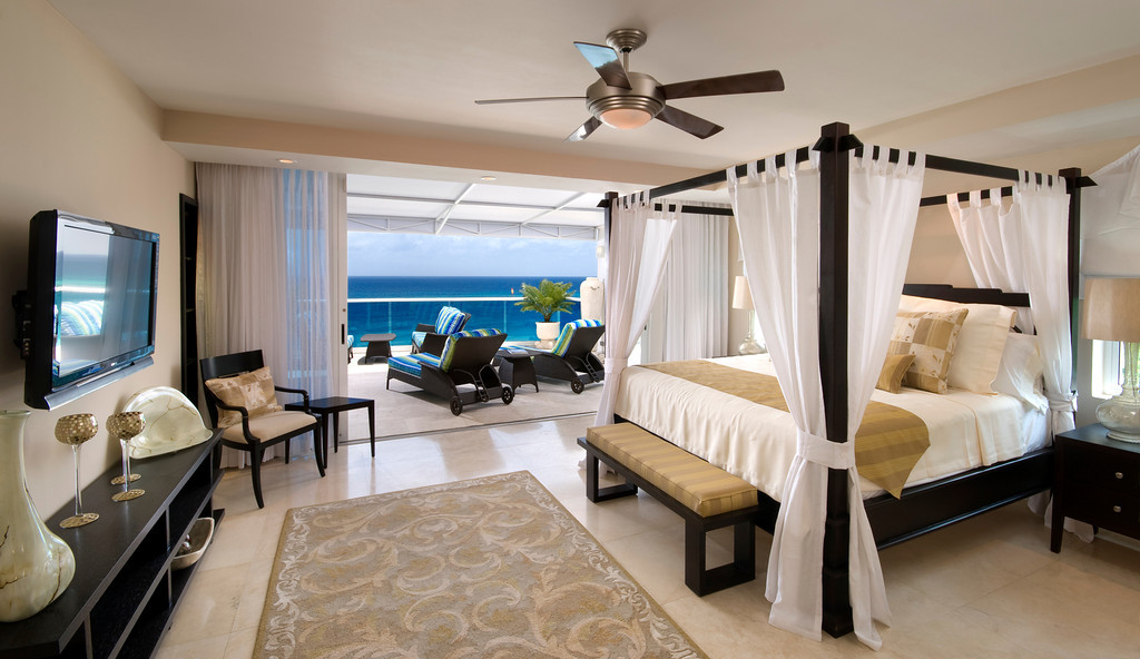 Luxury vacation rentals in Barbados - Ocean One Penthouse