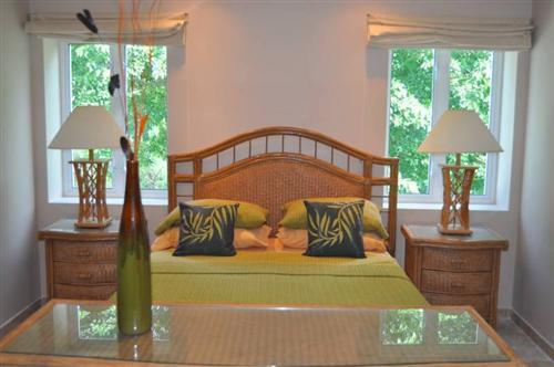 ocean one condo 401 master bedroom